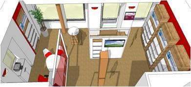 « Une vision de l'aménagement vers le  bâtiment »