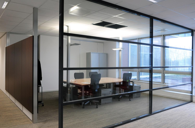 Atypik installateur de cloison amovible et d montable aluminium pour bureau - Cloison aluminium bureau ...
