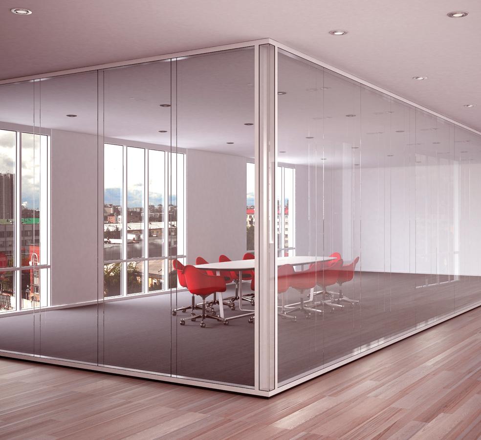 Cloison aluminium - Cloison industrielle vitree ...