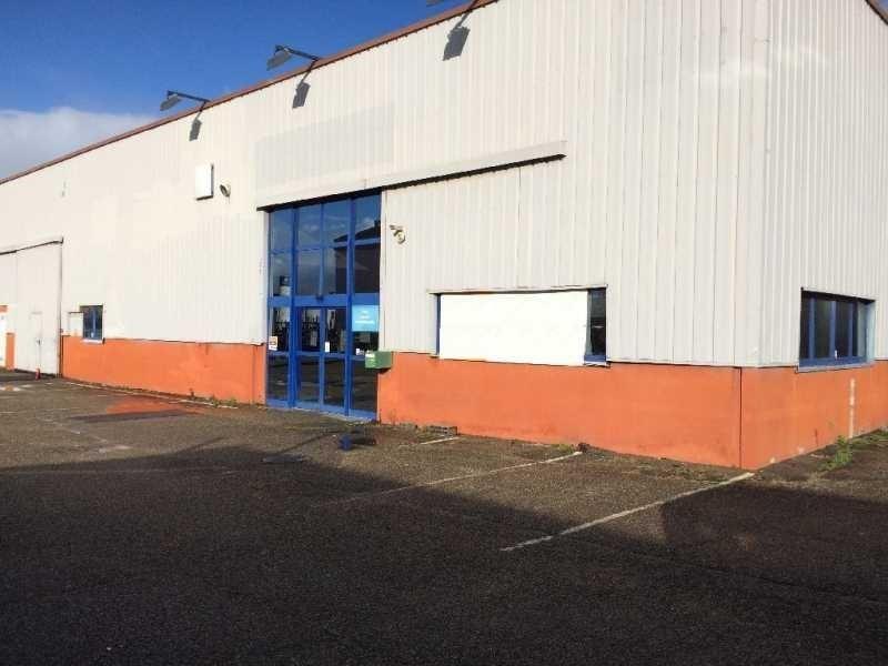 LOCAUX D'ACTIVITES 518 m² à LOUER - COLMAR