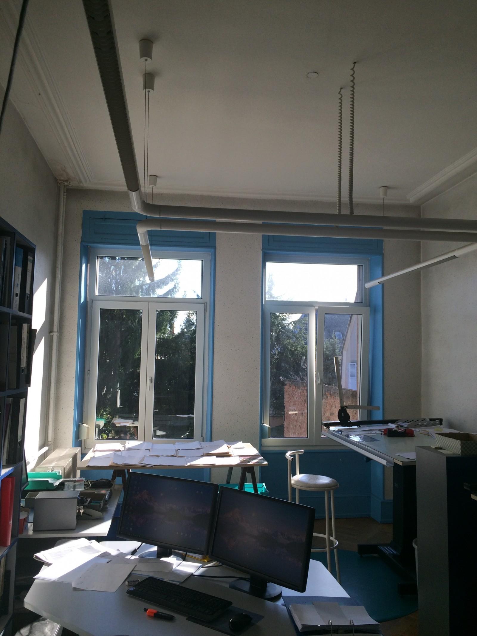 BUREAUX 123 m² - COLMAR