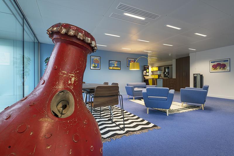 Les plus beaux bureaux d'entreprise, partout dans le monde