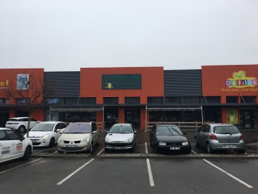 LOCAL COMMERCIAL A LOUER 680 M2 - COLMAR ZI NORD - AXE PASSANT
