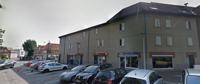 MURS COMMERCIAUX ET PAS DE PORTE 65 m² (ancien coiffeur) à VENDRE - MULHOUSE
