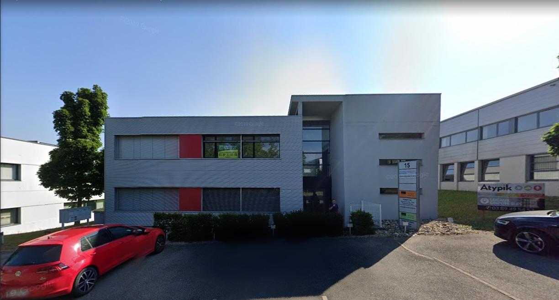 BUREAUX LE 15 / PARC DES COLLINES 303 M2 A LOUER