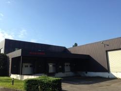 LOCAUX D'ACTIVITES  3239 M2- ILLZACH - ILE NAPOLEON