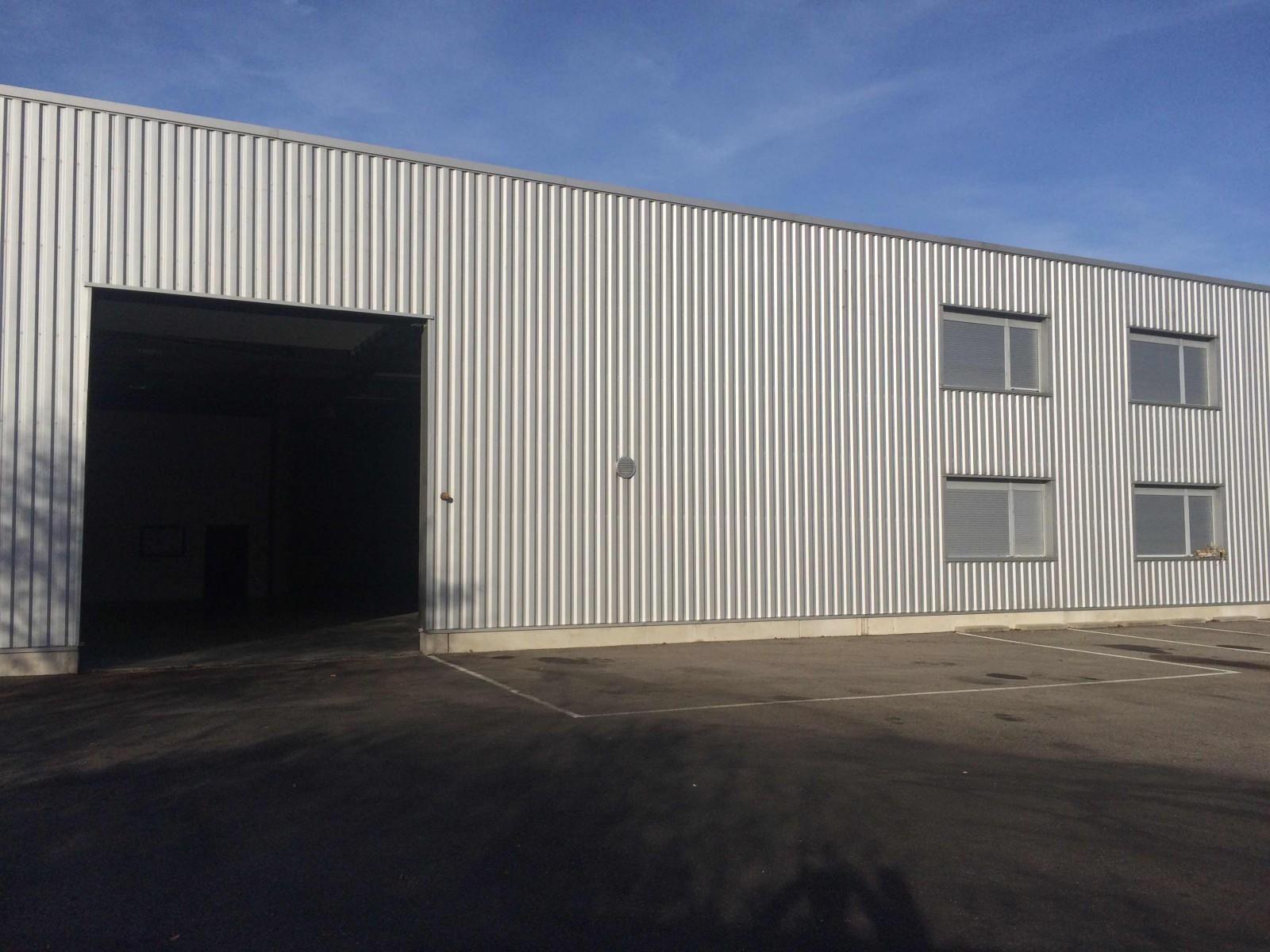 LOCAUX D'ACTIVITES  823 m² à LOUER - COLMAR